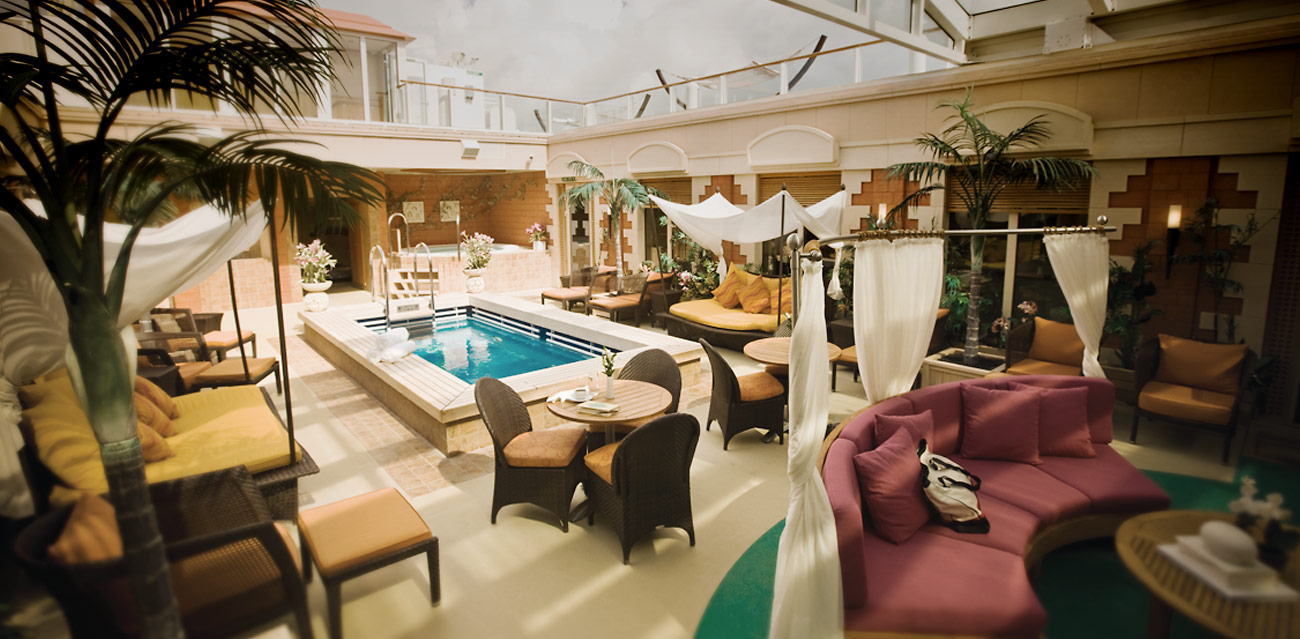 The Haven By Norwegian Cruise Line