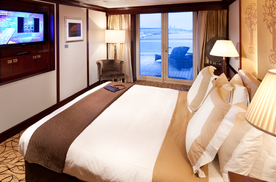 Celebrity Eclipse Cabins and Staterooms - Cruiseline.com