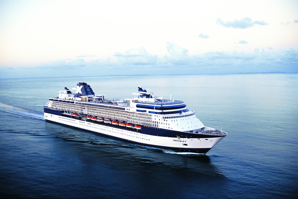 Celebrity Cruises Ship Celebrity Infinity Celebrity Infinity Deals