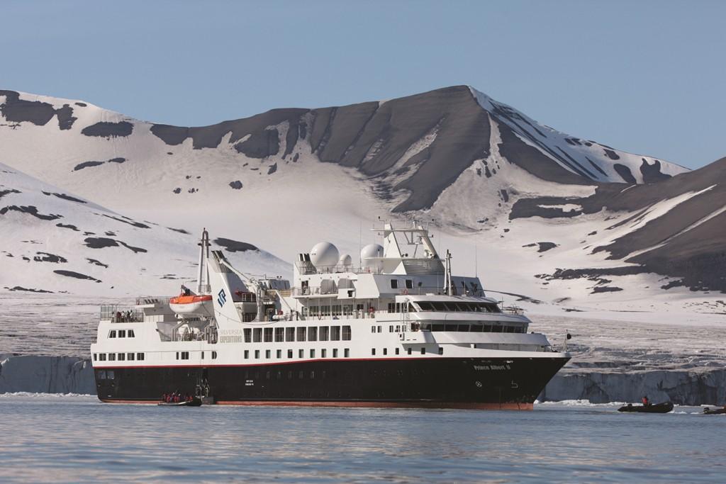 Silversea Cruises Ship  Silver Explorer  Silver Explorer