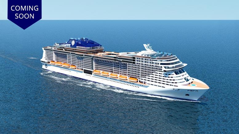 Msc Cruises Ship Msc Meraviglia Msc Meraviglia Deals