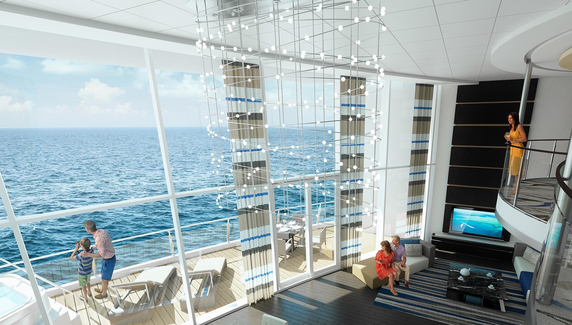 Royal Caribbean Cruises Ship Anthem Of The Seas Anthem