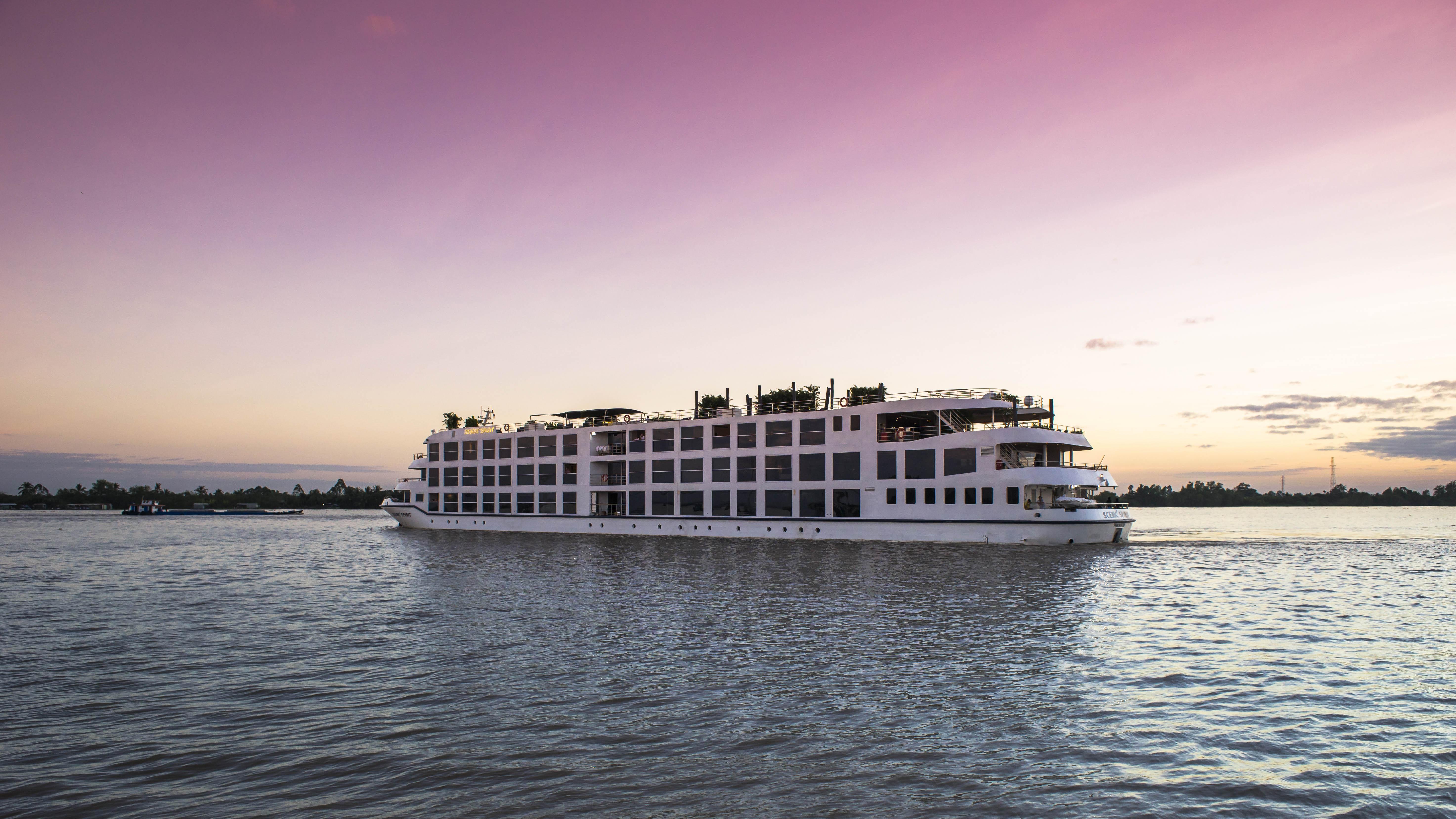 Scenic Cruises Ship Scenic Spirit Scenic Spirit Deals