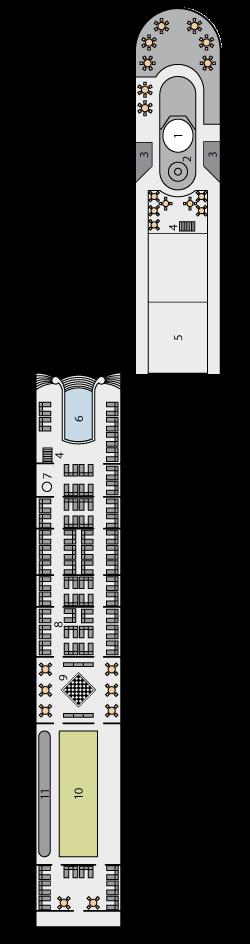 AROSA Silva Deck 4: Deck 4