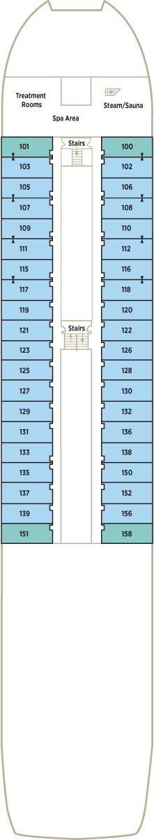 Crystal Mozart Deck 1: Deck 1