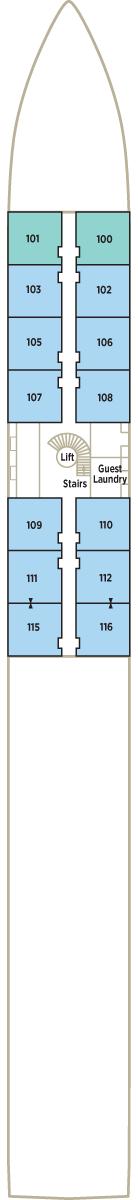 Crystal Ravel Deck 1: Deck 1