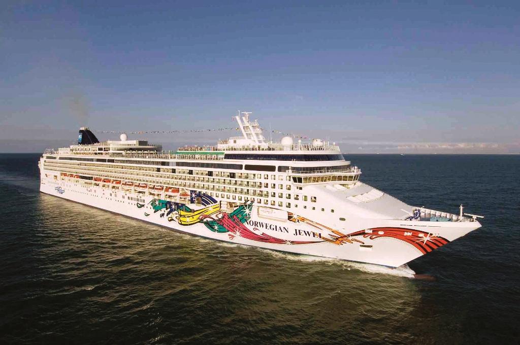 Norwegian Cruises Ship Norwegian Jewel Norwegian Jewel Deals