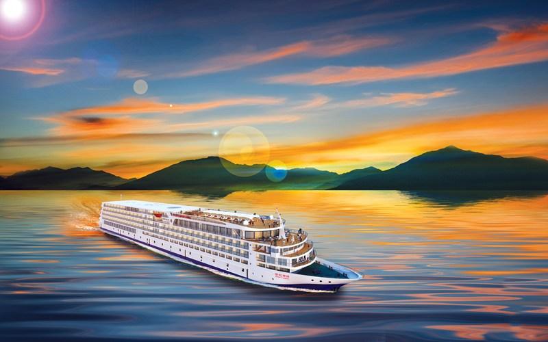 Uniworld River Cruises Ship Century Legend Century