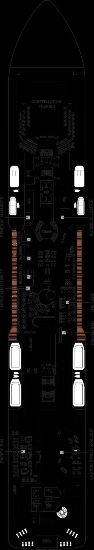 Seven Seas Explorer Deck 5: Deck 5