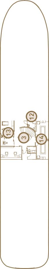 Scenic Aura Deck 0: Gem Deck