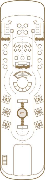 Scenic Aura Deck 4: Sun Deck