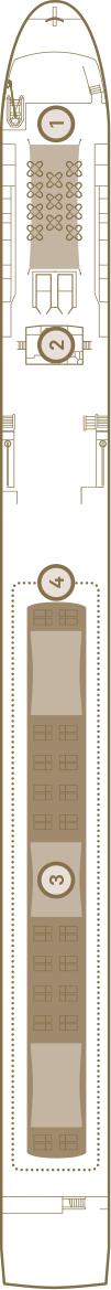 Scenic Jade Deck 4: Sun Deck