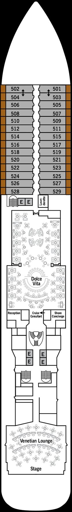 Silver Dawn Deck 5: Deck 5