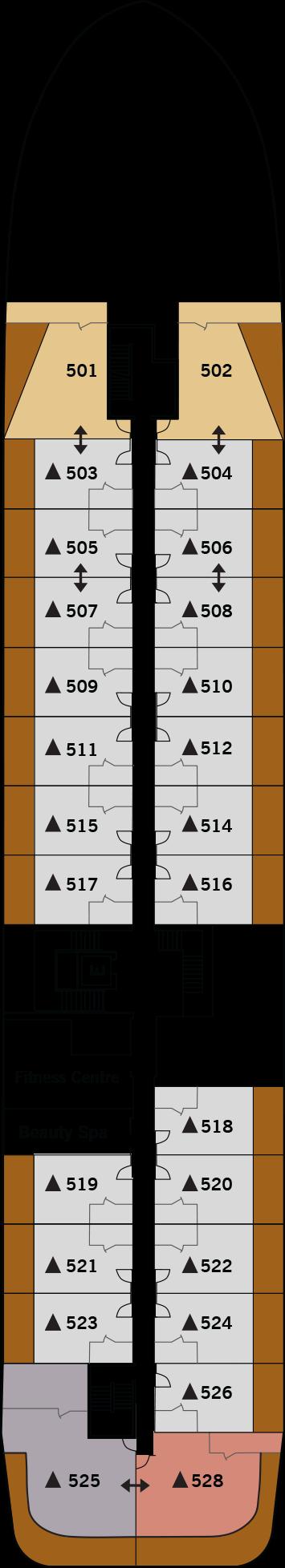 Silver Origin Deck 5: Deck 5