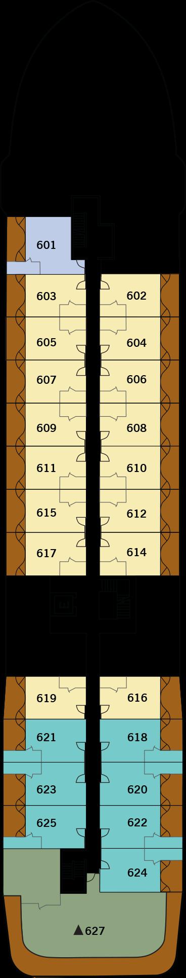 Silver Origin Deck 6: Deck 6