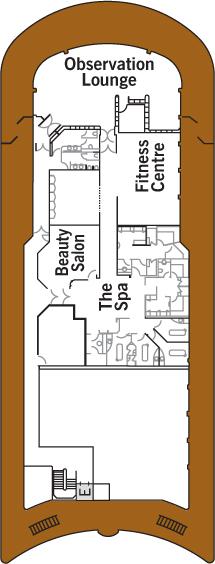 Silver Shadow Deck 10: Deck 10