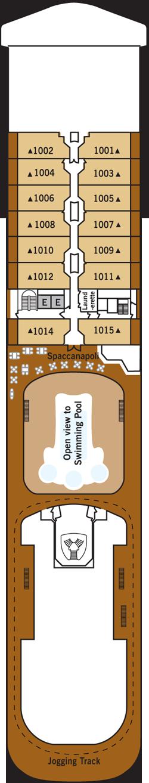 Silver Spirit Deck 10: Deck 10