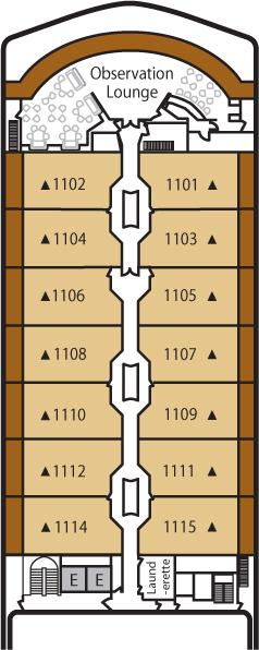 Silver Spirit Deck 11: Deck 11