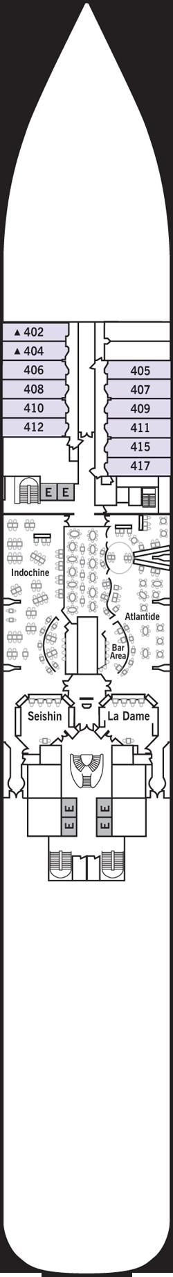 Silver Spirit Deck 4: Deck 4