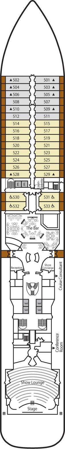 Silver Spirit Deck 5: Deck 5