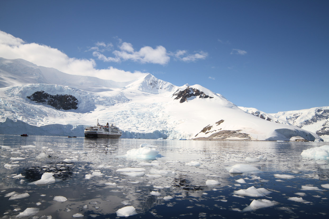 Silversea Cruises - Antarctica Bridge