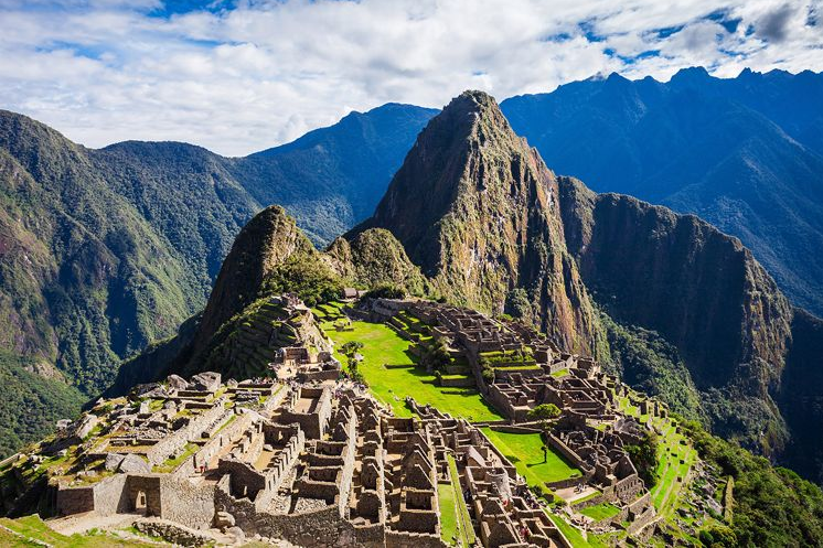 Silversea Cruises - South America Machu Picchu Special Savings
