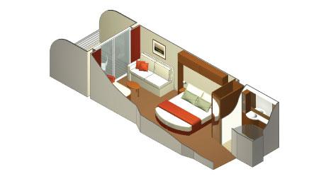 Aqua Class Cabin 1605 Review | Celebrity Solstice