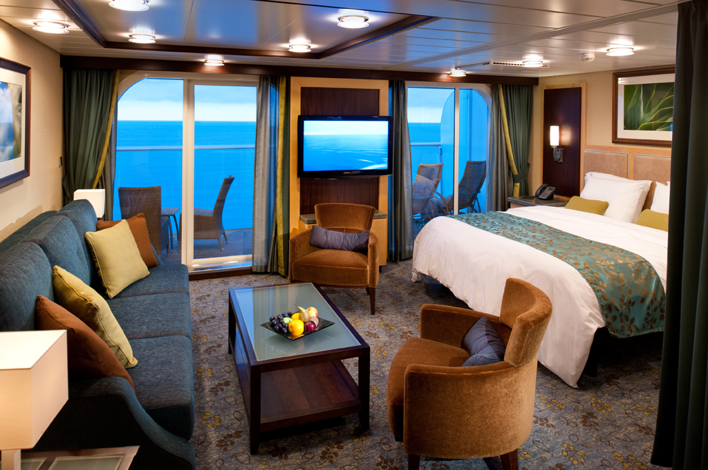 Royal caribbean cruises ship oasis of the seas oasis for Balcony cabin cruise deals