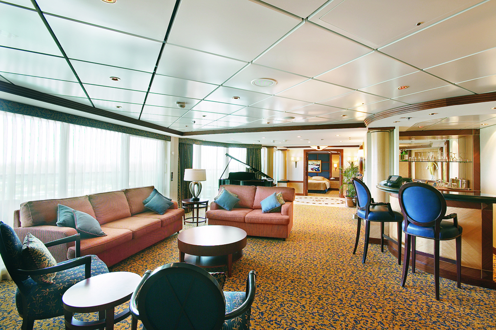 Radiance Of The Seas Two Bedroom Suite Bedroom Review Design