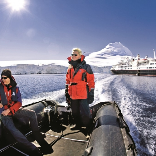 Silversea Cruises - Antarctica All-Inclusive Package