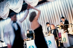 Crystal Cruises Dancing Band