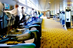 Crystal Cruises Fitness