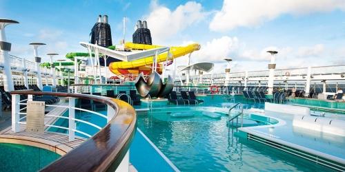 Norwegian Cruises - Free at Sea