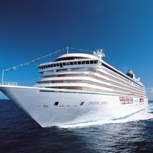 Crystal Cruises - Enjoy The Best