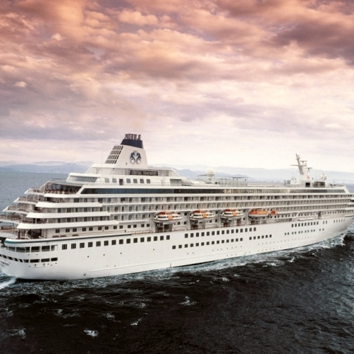 Crystal Cruises February Savings Event