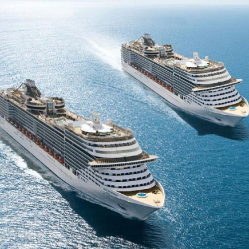 MSC Cruises - Kids Sail Free