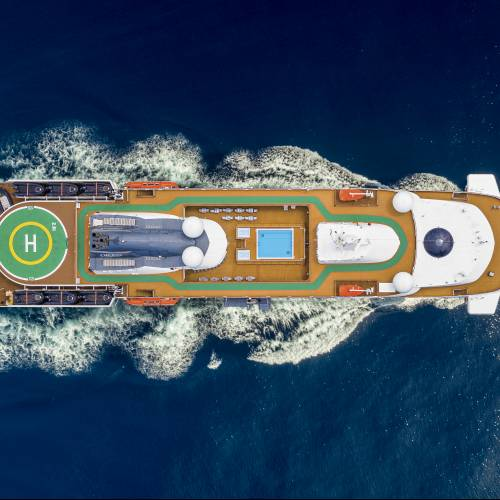Atlas Ocean Voyages - Free Upgrades