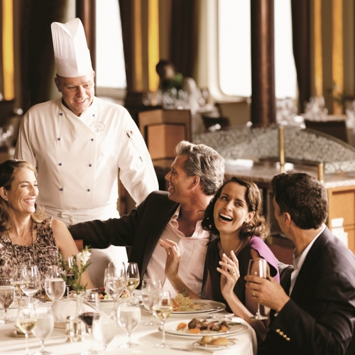Silversea Cruises - New to Silversea up to $1,000 Savings