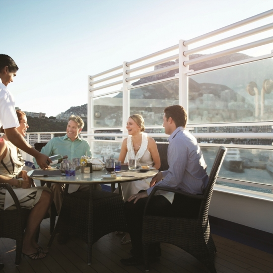 Silversea Cruises - $199 Business Class Air Upgrade