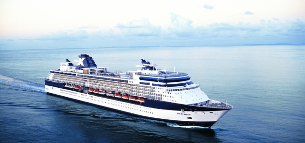 Celebrity Cruises Ship Celebrity Infinity Celebrity