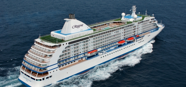 Regent Seven Seas Cruises Ship Seven Seas Voyager