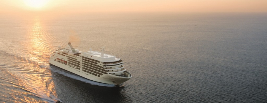 Silversea Cruises Ship  Silver Spirit  Silver Spirit Deals