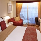 (AX) Deluxe Ocean View Accessible Stateroom with Balcon