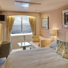 (E1) Deluxe Stateroom with Large Picture Window