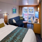 (B1) Boardwalk View Stateroom with Balcony