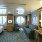 (FO) Family Ocean View Stateroom