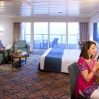 (AX) Superior Ocean View Stateroom with Balcony Accessi