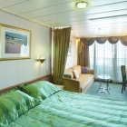(E1) Deluxe Oceanview Stateroom with Balcony