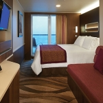 (MX) Mini-Suite with Balcony Guarantee