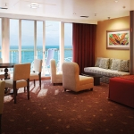 (SD) Family Suite with Balcony